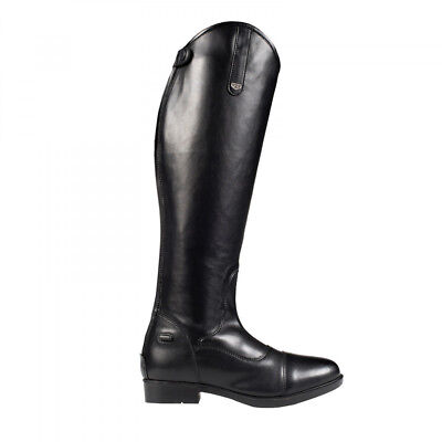 Horze Rover Dressage Tall Riding Boots with Soft Rubber Sole and Back Zip