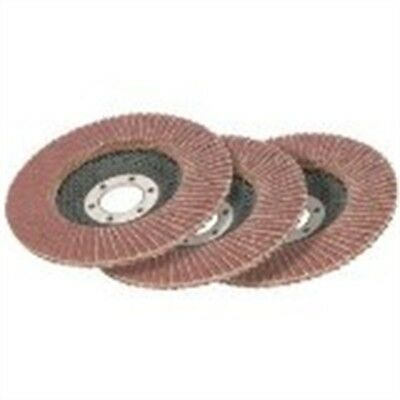 115mm X 80 Grit Flap Disc - Sanding Heavy Duty Discs 45 40 60 Grinding Wheels