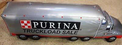 Inflatable Purina Truck Sign Advertising Blow Up 3 ft NIB New Truckload Sale