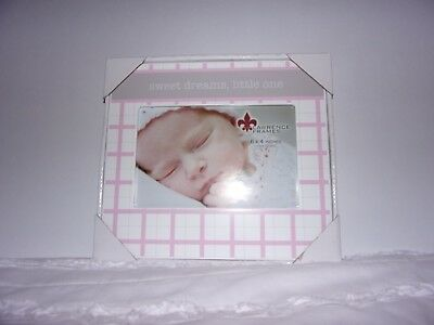 Lawrence Frames: Picture Frame, Sweet Dreams Little One, 6 x 4 / New