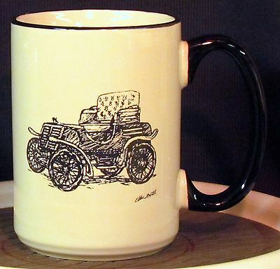 Rambler - - - 1902 Rambler on a 15 oz Coffee Mug - - - McFall - - - AMC ** - #12