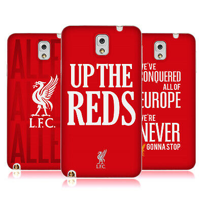 Liverpool Fc Lfc 2017/18 Kings Of Europe Soft Gel Case For Samsung Phones 2