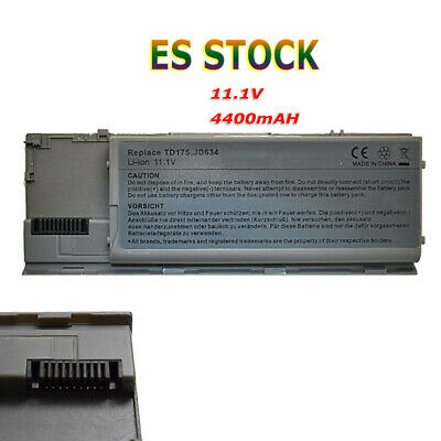 Bateria para Dell Latitude D620 D630 D631 PC764 TC030 0UD088 Precision M2300