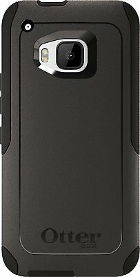 Genuine Otterbox Commuter Series Case For HTC One M9 Black New