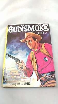 Gunsmoke Annual by , Hardcover 1963-01-01, Acceptable