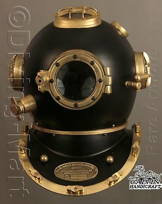 Solid Steel Brass Handmade Diving Divers Super Helmet Navy Mark V Buy