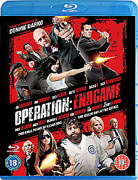 Operation: Endgame [Blu-ray], DVD, New, FREE & Fast Delivery