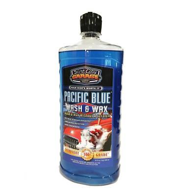 Surf City Garage 946mL 00151 Pacific Blue Wash And Car Wax SC151 Free Shipping!