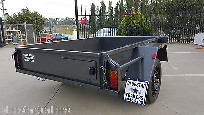 6x4 Heavy Duty Trailer Australian Made