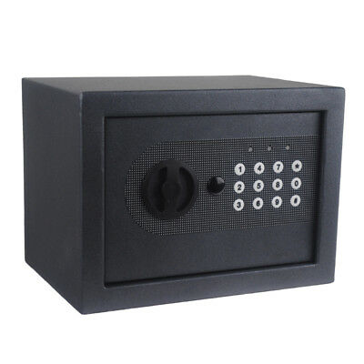 Wall Mount Digital Electronic Home Security Digit Lock Combination Cash Safe Box