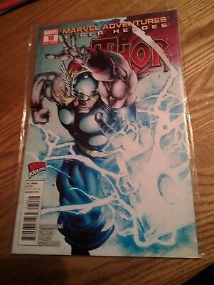 Thor vol 19 marvel adventures mint condition.
