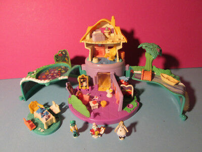 Polly Pocket Mini ♥ Disney ♥ Alice im Wunderland Wonderland ♥ 3 Figuren ♥ RAR