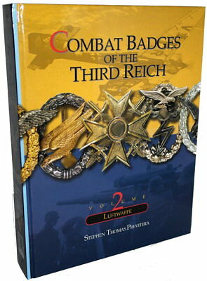 Combat Badges of the 3. Reich - The Luftwaffe (S. Previtera)