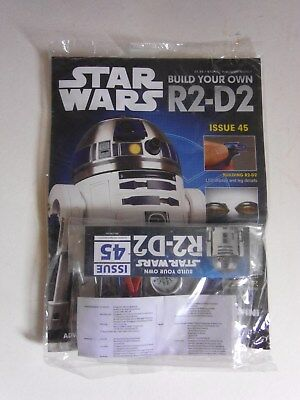 DeAgostini Star Wars Build Your Own R2-D2 Issues 45 NEW & SEALED