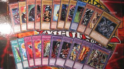 YU-GI-OH LOT CARTES PACK DU MILLENIUM 1ère EDITION MIL1
