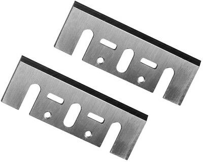 POWERTEC 3-1/4 in. Carbide Planer Blades for Makita N1900 (Set of 2) Micrograin