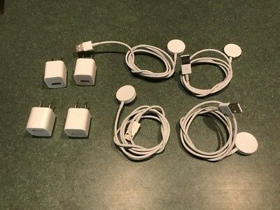 Original GENUINE Apple Watch Charger For IWatch Series 1, 2, 3