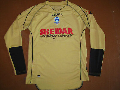 Follo FK Norwegen Fußball Trikot Norway Football Shirt Jersey Maglia Legea S