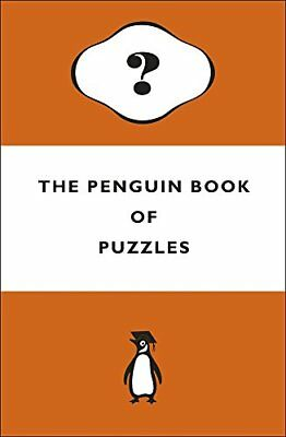 The Penguin Book of Puzzles by Gareth Moore (Paperback, 2017)