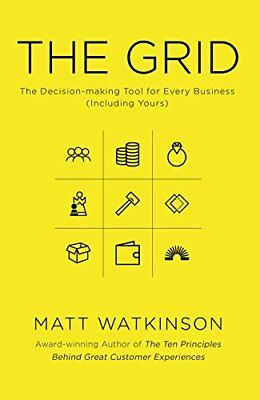 The Grid: The Decision-making Tool for Every Business (Including Yours) by...