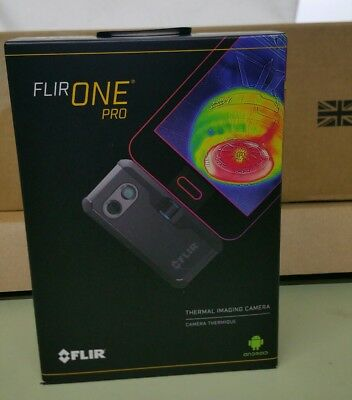 ANDROID FLIR ONE PRO Smartphone Thermal Camera for Android *BNIB* *UK*