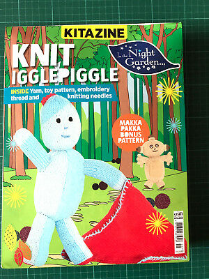 Knit Igglepiggle Yarn Kit The Craft Network Kitazine In The