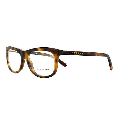 807dbb0e621 BURBERRY GLASSES FRAMES BE 2258Q 3316 Light Havana 55mm Mens ...