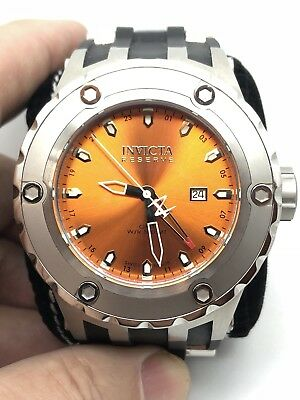 Very Rare Invicta Reserve Mens Watch 6184 Never Worn EXCELLENT condition