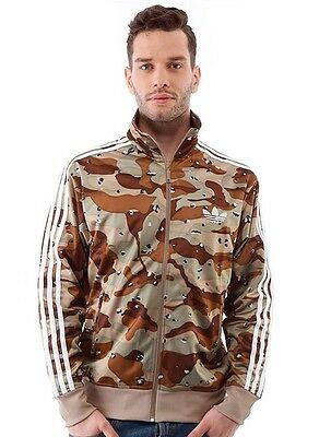 closer at best buy NEW ADIDAS ORIGINALS Camo Army Mens Jacket sweater hoodie ...