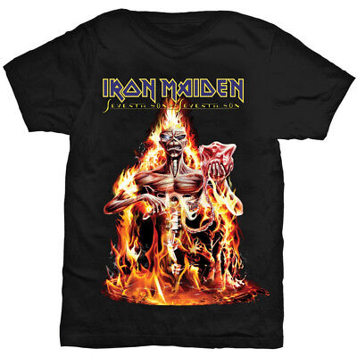 Iron Maiden 'Seventh Son Of A Seventh Son' T-Shirt - NEW & OFFICIAL!