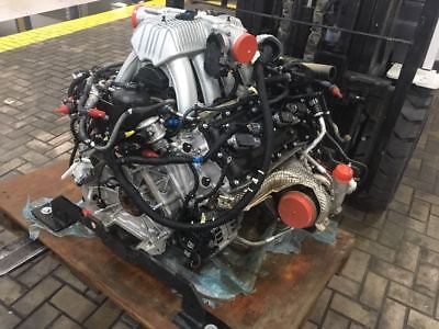 2012 Mclaren MP4-12C UNUSED 0km Complete Engine for Sale, Ready for Dispatch
