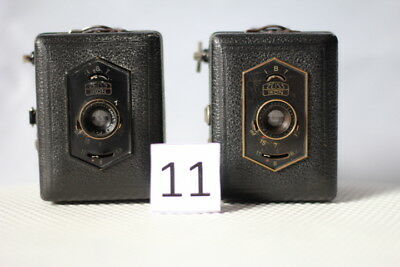 2 Used Zeiss Ikon Baby Box Cameras