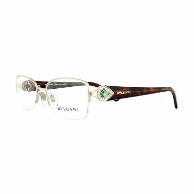 f36c877912b0d BVLGARI GLASSES FRAMES 4102BM 501 Black Womens 53mm -  214.00