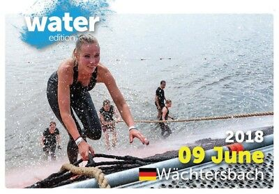 "1 Ticket für Strong Viking ""Water-Edition"" am 9. Juni in Wächtersbach/Frankfurt"