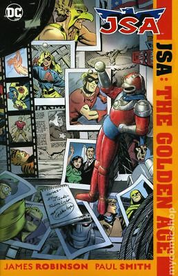 JSA The Golden Age TPB (DC) 2nd Edition #1-1ST 2018 NM Stock Image