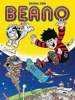 Beano Annual 2018 (Annuals 2018), Parragon Books Ltd | Hardcover Book | Good | 9