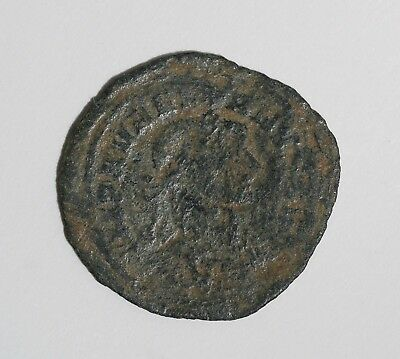 Large Ancient Roman Coin  Nice Obverse  #1414