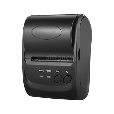 High Speed 58mm Bluetooth Wireless Receipt POS Thermal Printer  POS-5802LN Y0A4