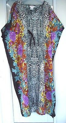 Caftan/Kaftan Patio/ Lounge Dress One size fits most by Phases