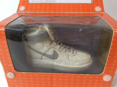 Nike Classics Air Force 1 White Authentic Footwear Sneaker Figure Bowen Designs
