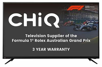 New CHiQ 32'' Smart HD LED TV Netflix Freeview PVR Model: L32G5 5 Years Warranty