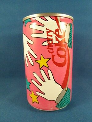 Cherry Coke Cans - Germany/US