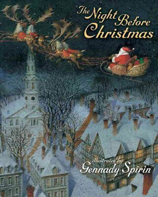 The Night Before Christmas (2006, Hardcover, Limited)