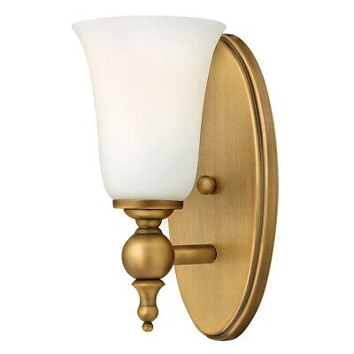 Hinkley Lighting Yorktown 1 Light Bath Sconce, Brushed Bronze - 5740BR