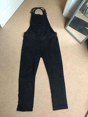 Asos Maternity Dungarees Size 12