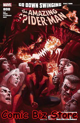 Amazing Spider-Man #800 (2018) 1St Printing Main Cover Cover Marvel ($9.99)