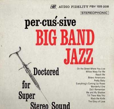 Bobby Christian and His Band Per-cus-sive Big Band Jazz