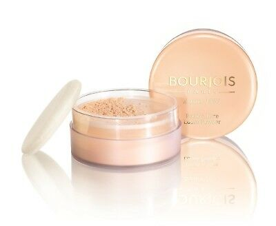 Bourjois Loose Powder & Silky Puff Sealed 32g --Choose shade---