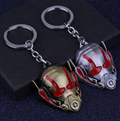 The Avengers Character Keychain Ant-Man Superheroes Key Chain Metal Keyring Gift