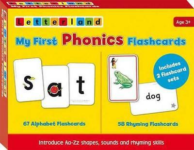My First Phonics Flashcards (Letterland) by Wendon, Lyn | Cards Book | 978186209